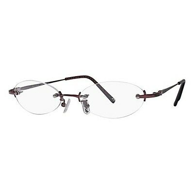 Coach Paula Shiny Bordeaux Ladies Eye Glasses Size 52-17-135 Part # 417AF - NEW