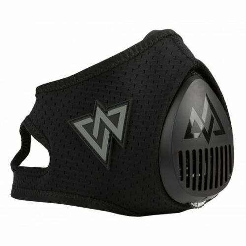 Training Mask 3.0 Size Small 100 to 149 lbs All Black Workout Exercise Running