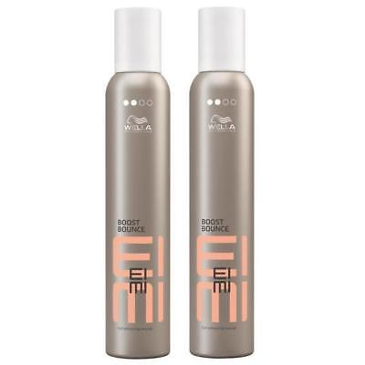 Wella Professionals Boost Bounce Curl Enhancing Mousse 10.1 Oz / 288 g