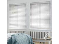 Real wood blinds (35mm slats)