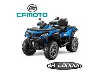 CF MOTO CForce 1000 EPS - 2 year warranty - Road legal quad