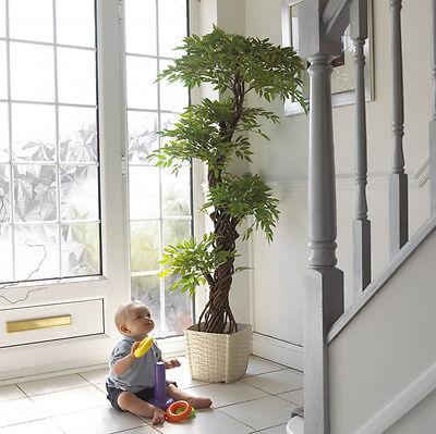 Elegante Japan (Künstliche Pflanzen, Elegante Künstliche Baum, Japanische Fruticosa Topiary Baum)