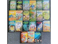 21 books of The Famous Five by Enid Blyton