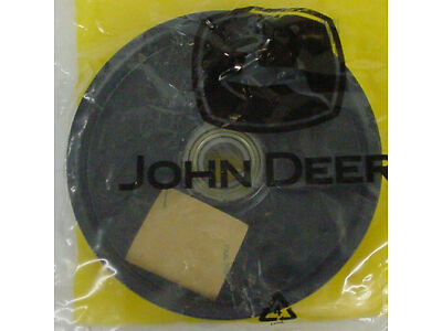 "JOHN DEERE Genuine OEM Flat Idler Pulley AM106627 38"" 42"" 46"" 48"" 54"" decks"