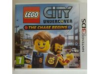 Lego city undercover the chase begins Nintendo 3DS game