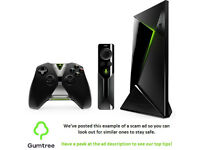 Nvidia Shield Pro -- Read the description before replying to this ad!!