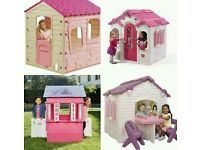 WANTED Girls Playhouse