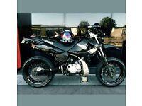 Yamaha dt 125 x/sm