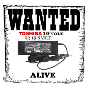 Toshiba adapter needed