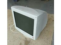 17inch flat screen monitor