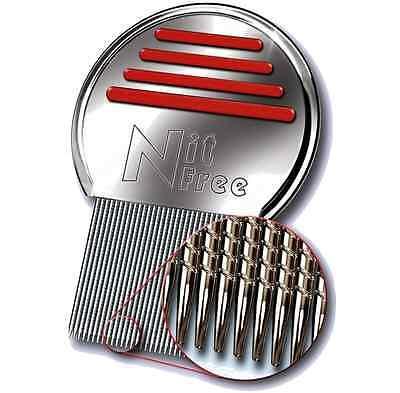 ORIGINAL Nit-Free Terminator Comb - #1 BEST HEAD LICE & NIT COMB ON THE MARKET!