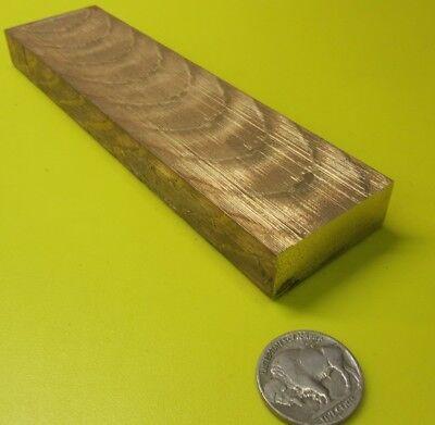 954 Bronze Oversize Flat Bar 12 Thick X 1 12 Wide X 6.0 Length