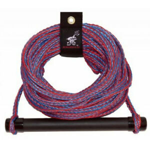 AIRHEAD-Water-Ski-Rope-1-Section-75-AHSR-1-Floating-Handle-NEW