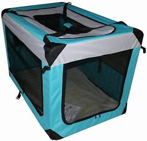 HUGE COLLAPSIBLE SOFT CRATE- GREYHOUND/GREAT DANE Brendale Pine Rivers Area Preview
