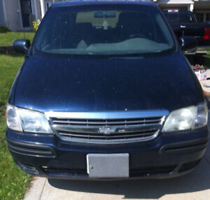 2004 Chevy Venture (as is)