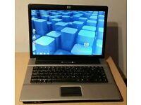 Hp 6720s laptop. 2gb ram, WiFi, Windows 7 and office
