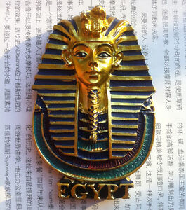 SOUVENIR 3D FRIDGE MAGNET ------- The Pharaoh of Egypt