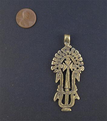 African Lalibela Ethiopian Coptic Cross (Medium)  Ethiopia