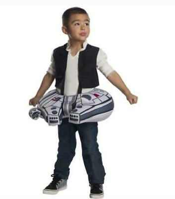 Star Wars MILLENNIUM FALCON ~ Halloween Costume ~  Toddler One Sz ~ - New Falcon Kostüm