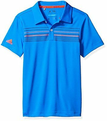 TaylorMade - Adidas Golf Apparel adidas Boys MERCH Polo Shirt- Pick SZ/Color.
