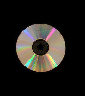 1000 Grade A 52x Shiny Silver Top Blank Cd-r Cdr Disc Med...