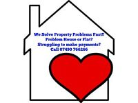 Need to Rent or Sell Fast but Can't? We Solve Property Problems Fast!!