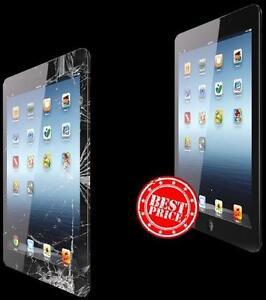 Réparation vitre iPad 1/2/3/4  iPad air / iPad mini 1/2 remplacement de la vitre + Tactile Spécialiste iPad -iPhone