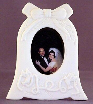 WEDDING BELL PHOTO FRAME BRIDAL SHOWER RECEPTION FAVOR