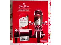 Old Spice Original After shave Lotion and Deodorant Gift Pack
