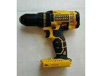 Stanley Fatmax Cordless Drill Driver