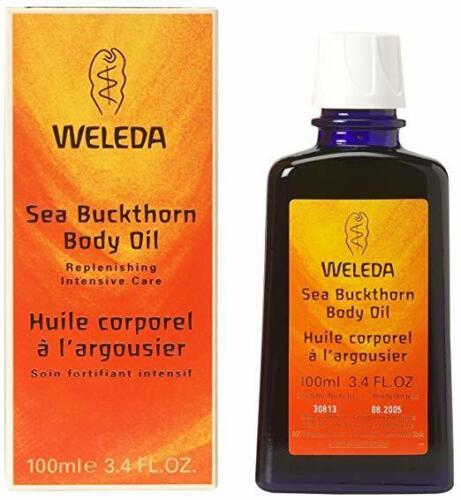 Weleda: Sea Buckthorn Body Oil, 3.4 oz