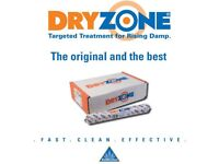 Dry zone damp proofing cream,