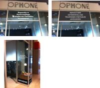 CELLPHONE REPAIRS AT ROCKLAND★★ REPARATION CELLULAIRE A ROCKLAND