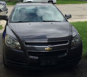 2012 Chevrolet Malibu LT Platinum Sedan