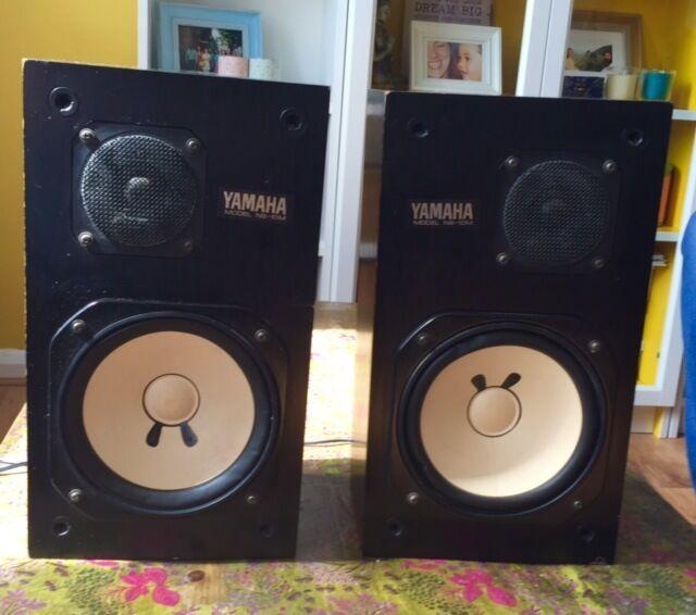 Yamaha ns 10m studio monitor speakers pair in ealing for Yamaha studio subwoofer