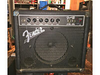 Fender Frontman practice guitar amp
