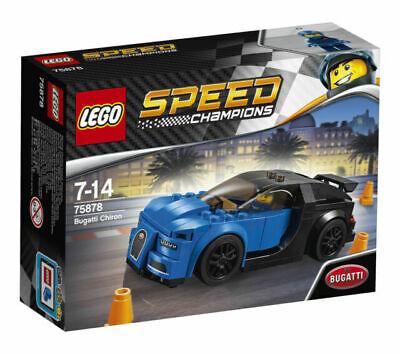 Lego Speed Champions Bugatti Chiron 75878