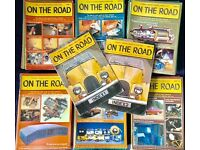 On The Road Magazines by Marshall Cavendish (5 issues missing)