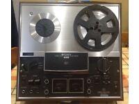 Sony three head Stereo Tape recorder