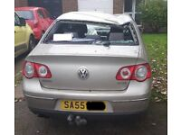 VW Passat B6 2.0 TDI Engine BKP (2005)