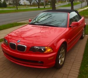 2000 BMW 3-Series Convertible Coupe (2 door)