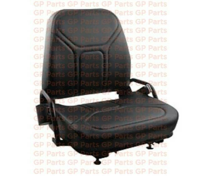 NISSAN 87000-6G010, VINYL FORKLIFT SEAT, W/O SEAT SWITCH