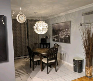 Appartement Longueuil- Beau grand 4 1/2