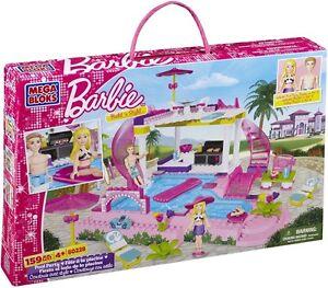 Fete a la piscine BARBIE