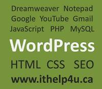 How to do a website with WordPress SEO - training at your place