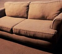 NICE BIG COMFY COUCH - FREE DELIVERY!!!!