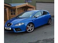 Seat Leon FR 2009 2.0TDI 89K Miles Full leather interior
