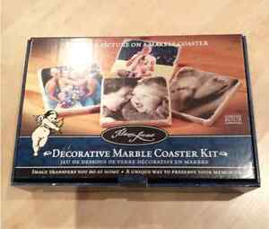 Marble Coaster Making Kit London Ontario image 1