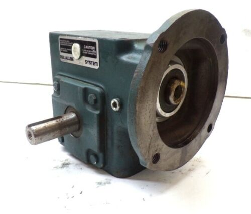 DODGE TIGEAR WORM GEAR SPEED REDUCER MR94762 Q200B020M056K1, 20:1 RATIO, 1.11 HP