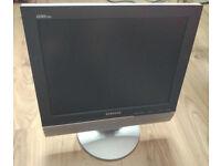 "15"" INCH SAMSUNG LCD MONITOR TV"
